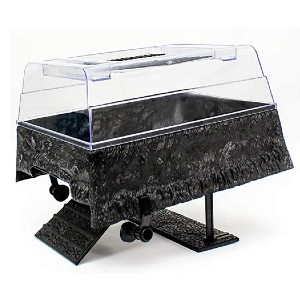 Penn Plax Turtle Tank Topper - Best Tank for a Turtle: Easy to assemble