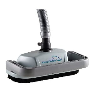 Pentair GW9500 Kreepy Krauly Great White Inground Pool Cleaner - Best Automatic Pool Cleaner Inground: Optimal Combination of Pleasure and Technology