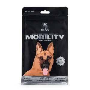 Pet Ness MOBILITY TREATS FOR DOGS - Best CBD Treats for Dogs with Arthritis: Healthy Joints CBD Treat