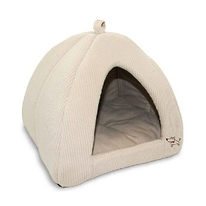 Best Pet Supplies Pet Tent Soft Bed for Dog and Cat - Best Cat Beds for Large Cats: Easy to clean