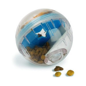 Pet Zone IQ Treat Ball - Best Dog Toys to Keep Them Busy: Ball Toy