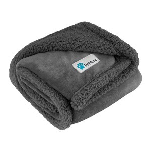 PetAmi Waterproof Dog Blanket - Best Dog Blankets for Chewers: No liquid seeping through