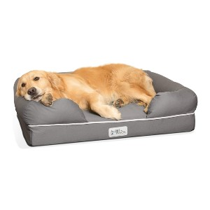 PetFusion Ultimate Dog Bed - Best Dog Beds for Medium Dogs: Dog Bed with Premium Material