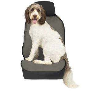 PetSafe Happy Ride Quilted Bucket Car Seat Cover - Best Dog Car Front Seat Covers: Comfortable for You and Your Dog
