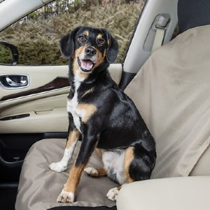 PetSafe Happy Ride Bucket Seat Cover - Best Dog Car Front Seat Covers: Perfect Fit Seat Cover