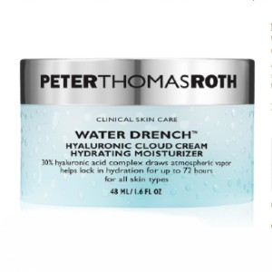 Peter Thomas Roth Water Drench Hyaluronic Cloud Cream Hydrating Moisturizer  - Best Moisturizer for Sensitive Face Skin: Alcohol-free and Fragrance-free