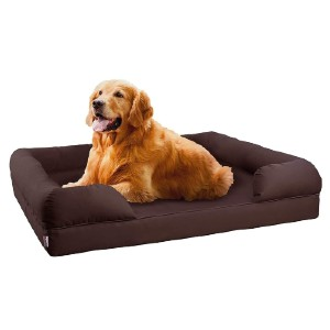 Petlo Orthopedic Pet Sofa Bed - Best Dog Beds for Older Dogs: Washable Cover