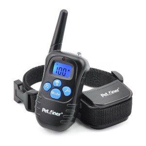 Petrainer Dog Training Collar - Best Dog Training Collar for Large Dogs: Regain Control of Your Dog