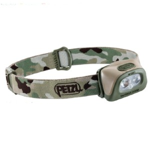 Petzl Tactikka + RGB - Best Headlamps for Hunting: Lightweight, Compact and Bright