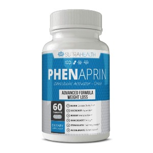 PhenAprin Weight Loss and Energy Boost for Metabolism - Best Appetite Suppressants on Amazon: Excellent Weight Loss Supplement