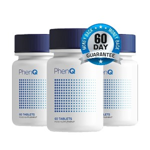 PhenQ The Natural Appetite Suppressant  - Best Appetite Suppressant Pills Over The Counter: Reduce Stress Eating