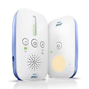 Philips AVENT DECT Baby Monitor - Best Audio-Only Baby Monitors: Excellent audio quality