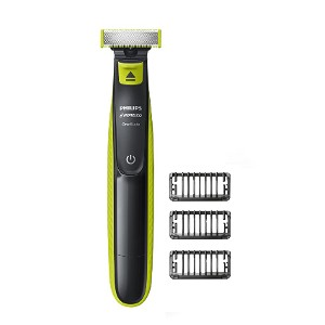 Philips Norelco OneBlade QP2520/90 - Best Leg Shaving Electric Razor: Grooms hair of any length