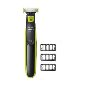 Philips Norelco OneBlade  - Best Shaving Electric Razor for Sensitive Skin: Great for detail