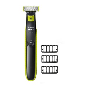 Philips Norelco OneBlade QP2520/70 - Best Close Shaving Electric Razor: Great for detail
