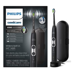 Philips Sonicare Protectiveclean 6100 Rechargeable Toothbrush - Best Electric Toothbrush: Recommended Sonic Toothbrush Brand Worldwide
