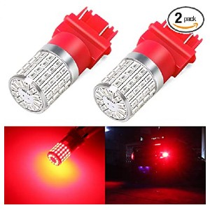 Phinlion 3157 Red LED Brake Light Bulb - Best LED Tail Lights: You'll be noticeable