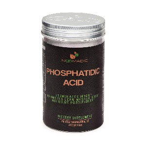 Noomadic Phosphatidic Acid - Best Mass Gainer Supplements: Helps with Natural Lean Muscle Gain