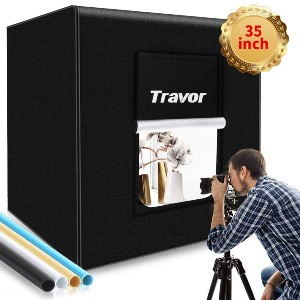 Travor Photo Studio Light Box - Best Lightbox for Photography: Best for large objects