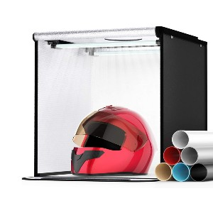 SAMTIAN Photo Light Box - Best Lightbox for Product Photography: High quality regardless your device