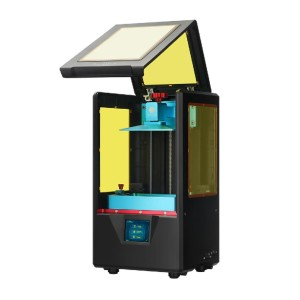 ANYCUBIC Photon S - Best 3D Printers for Beginners: Air Filtration System