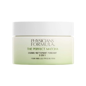 Physicians Formula The Perfect Matcha 3-in-1 Melting Cleansing Balm - Best Cleansing Balm for Sensitive Skin: Hypoallergenic Cleansing Balm
