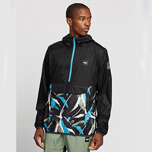 PICTURE Wailer Windbreaker - Best Jacket for Wind: Windbreaker jacket with body temperature-regulating