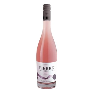 Pierre Chavin Rose Wine - Best Alcohol-Free Wine: Goes Well with Desserts and Anything Sweet