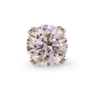 FreshTrends Pink Diamond Prong - Best Jewelry for New Nose Piercing: Ultimate feminine stud