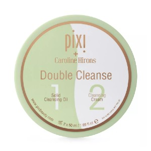 Pixi Caroline Hirons Double Cleanser - Best Makeup Cleansing Balms: 2-in-1 Formulation Cleanser