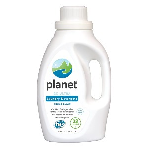 Planet Ultra Laundry Liquid Detergent - Best Laundry Detergents for Septic Systems: Hypoallergenic Detergent