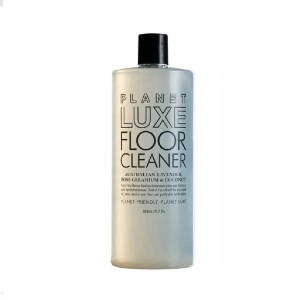 Planet Luxe Floor Cleaner - Rose Geranium - Best Cleaning Solution for Vinyl Floors: Biodegradable and Greywater Safe