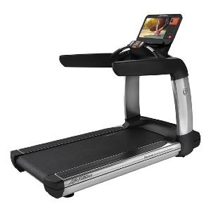 Life Fitness Platinum Club Series Treadmill  - Best Treadmills for Home Use: Flexdeck Shock Absorption System