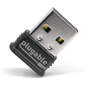 Plugable USB Bluetooth 4.0 Low Energy Micro Adapter  - Best Bluetooth Receiver for PC: Powerful features at a competitive price
