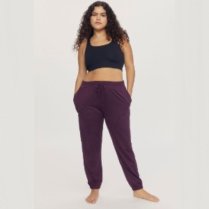 Girlfriend Plum R&R Jogger - Best Loungewear Pants: It is recyclable!