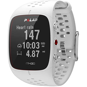 POLAR M430 GPS Running Watch - Best Fitness Trackers: Optical Heart Rate Monitor