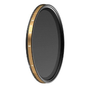 PolarPro Peter McKinnon Edition Variable ND - Best ND Filters for Wedding Photography: Control Your Shutter Speed In Most Lighting Conditions