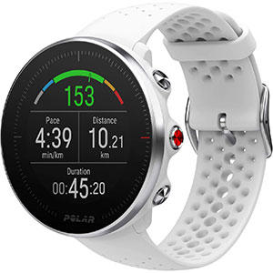 POLAR Vantage M Advanced GPS HRM Sports Watch - Best Fitness Trackers: Polar Precision Prome Sensor Fusion Technology