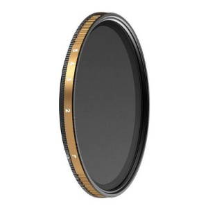 PolarPro 77mm Variable ND Filter - Best ND Filters for Video: Zero cross-patterning