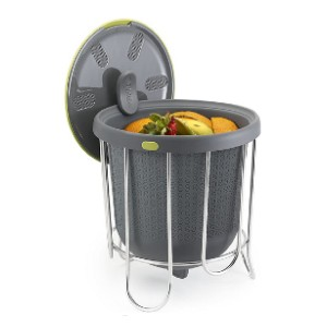 Polder Kitchen Composter - Best Indoor Compost Bins: Innovative design