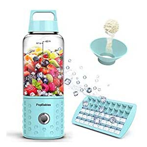 PopBabies Rechargeable USB Blender - Best Portable Blender: Chargeable and adorable