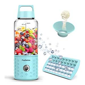 PopBabies Portable Blender - Best Portable Blender: Chargeable and adorable