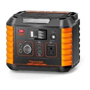 PAXCESS Portable Camping Generator - Best Generators for RVs: Silent Generator with Reassuring Safety