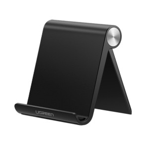 UGREEN Portable Cell Phone Stand Holder - Best Phone Stand for Desk: Sturdy and Reliable