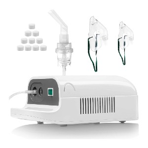 Pricare Portable Household Atomizer for Home Use - Best Home Nebulizers: It runs quietly