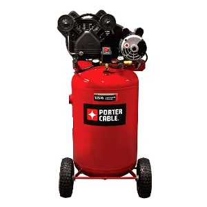 PORTER-CABLE PXCMLC1683066  - Best 30 Gallon Air Compressors: Completely portable