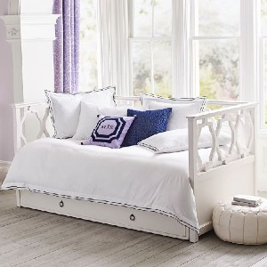 Potterybarn Elsie Daybed & Trundle - Best Daybeds with Trundles: Retro-Style Daybed