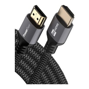 PowerBear 8K HDMI Cable - Best HDMI 8K Cables: Premium Quality HDMI Cable