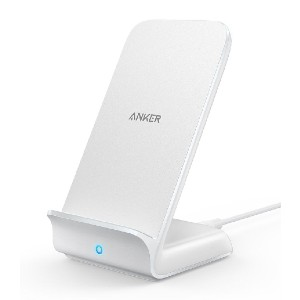 Anker PowerWave Fast Wireless Charger Stand - Best Wireless Charger Stand: Don't Fumble with Your Phone Case