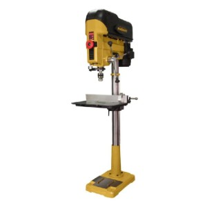 Powermatic PM2800B  - Best Drill Press for Woodworking: Oversize Cast Iron Base for Added Stability